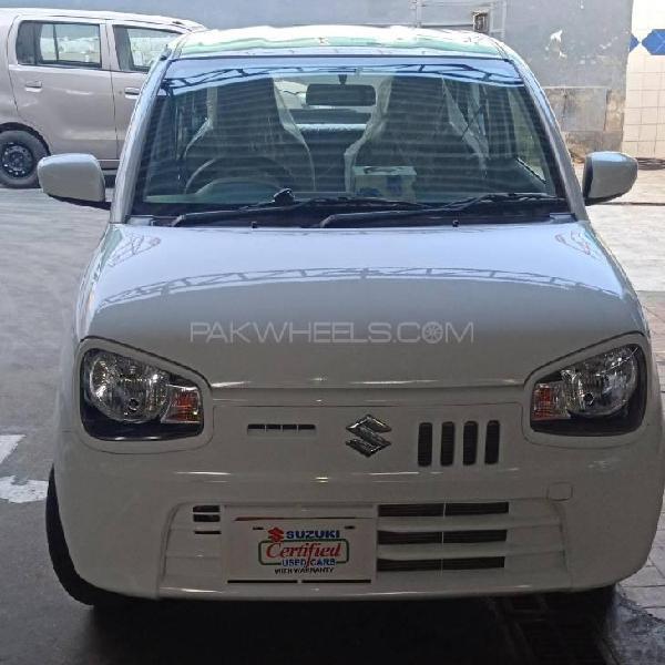 Suzuki alto vxl 2019