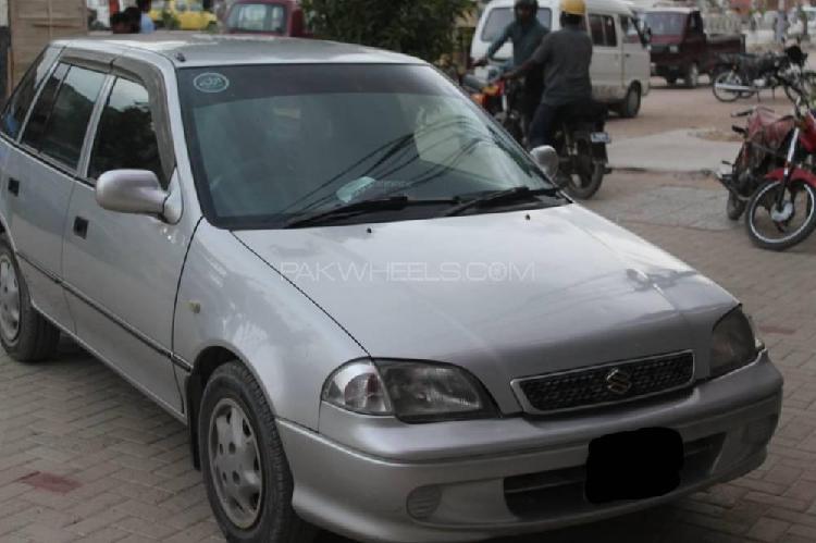 Suzuki cultus vxl (cng) 2005