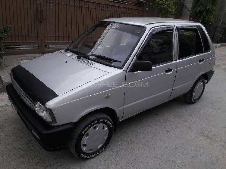 Suzuki mehran vx 2007