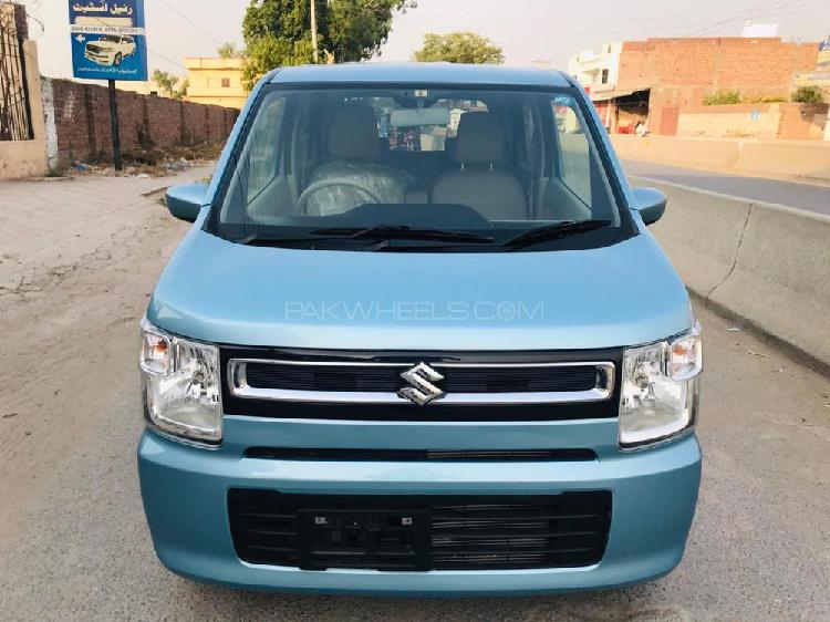 Suzuki wagon r fx limited 2017