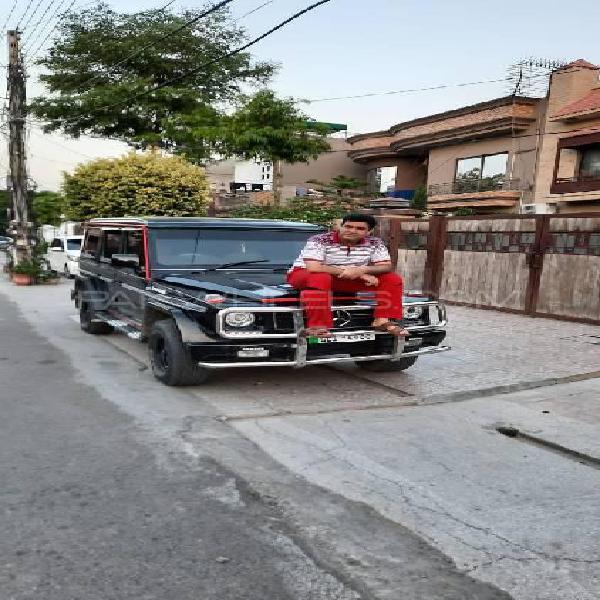 Mercedes benz g class g 500 1984