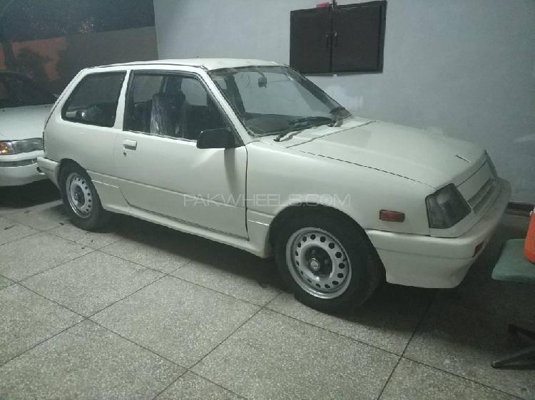 Suzuki khyber limited edition 1988