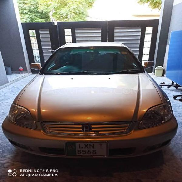 Honda civic vti automatic 1.6 2000