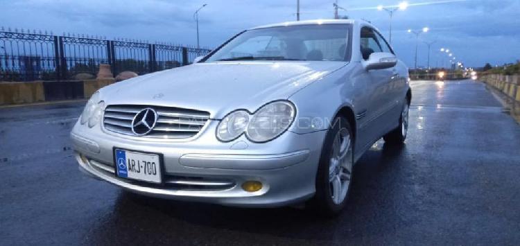 Mercedes benz clk class clk320 2004