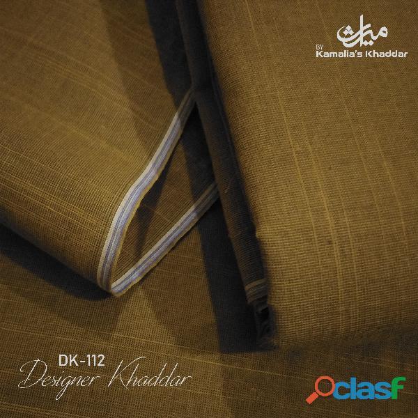 Designer khaddar by kamalia khaddar.