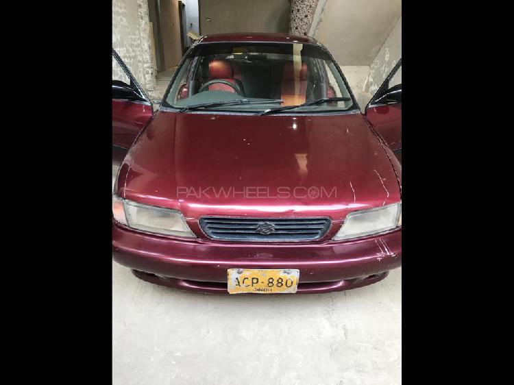 Suzuki baleno gl 2000