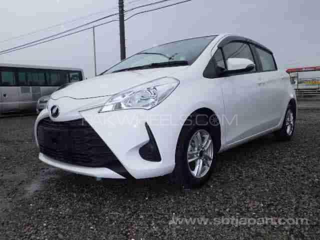Toyota vitz f m package 1.0 2017