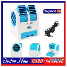Air conditioning air cooler usb electric mini fan in pakistan