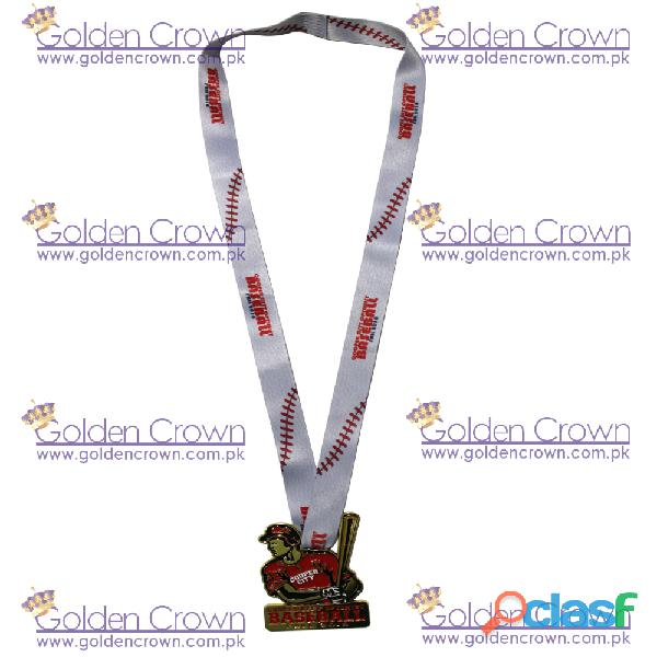 China Custom Medals Suppliers