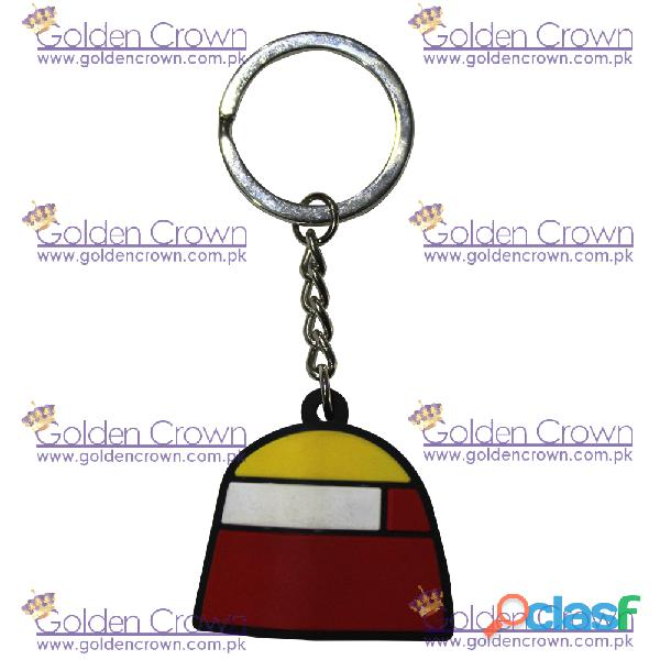 Rubber key chain manufacturers