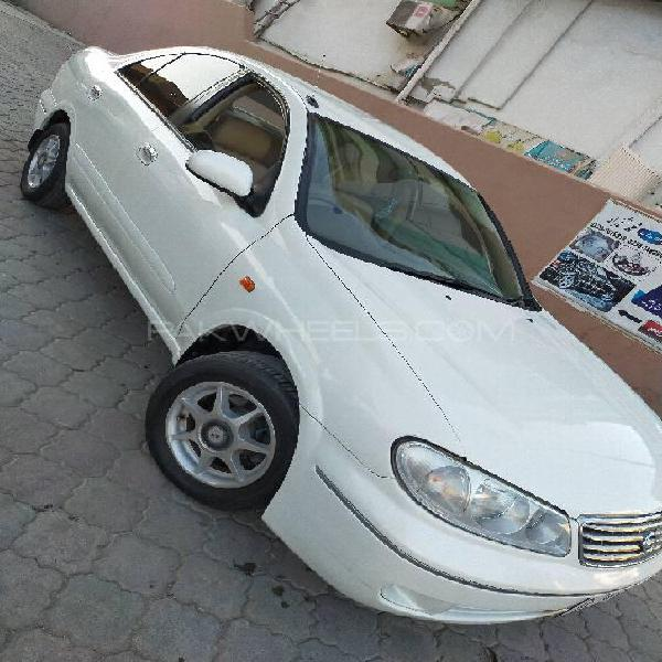 Nissan sunny ex saloon 1.3 (cng) 2006