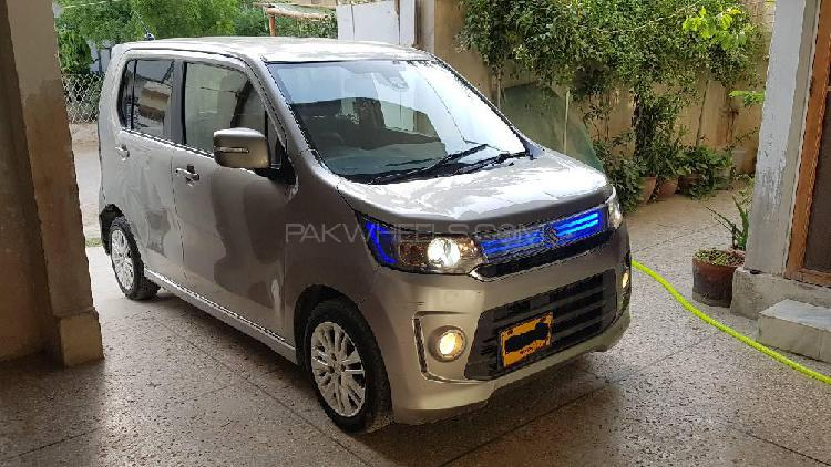 Suzuki wagon r stingray x 2014