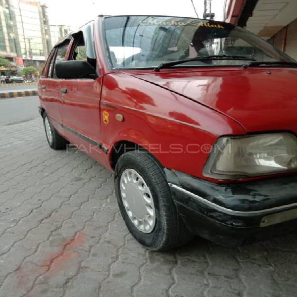 Suzuki alto e manual 1991