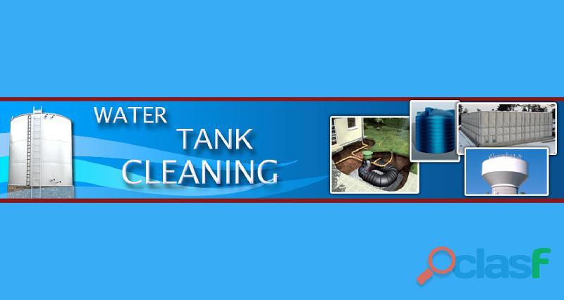 Khan Water Tank Cleaning Service in Karachi, Underground & Overhead