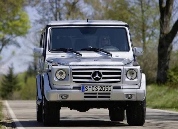 Mercedes benz g class g 500 1985