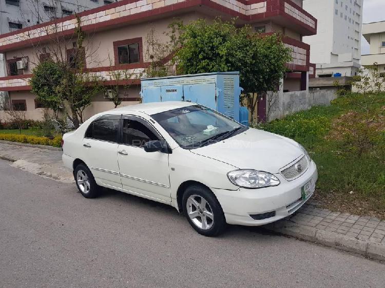 Toyota Corolla GLi 1.3 2008