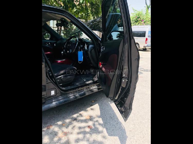 Nissan juke 15rx 2012