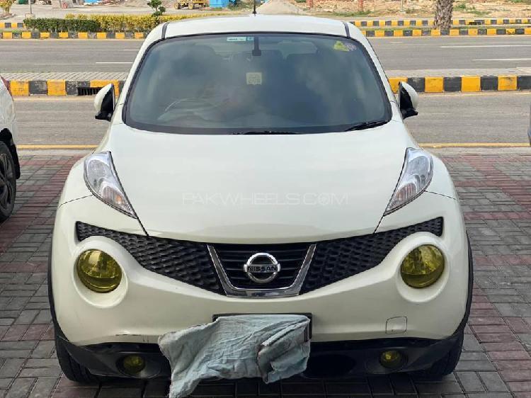Nissan juke 16gt 2012