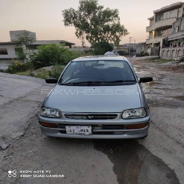 Daihatsu cuore cx eco 2007
