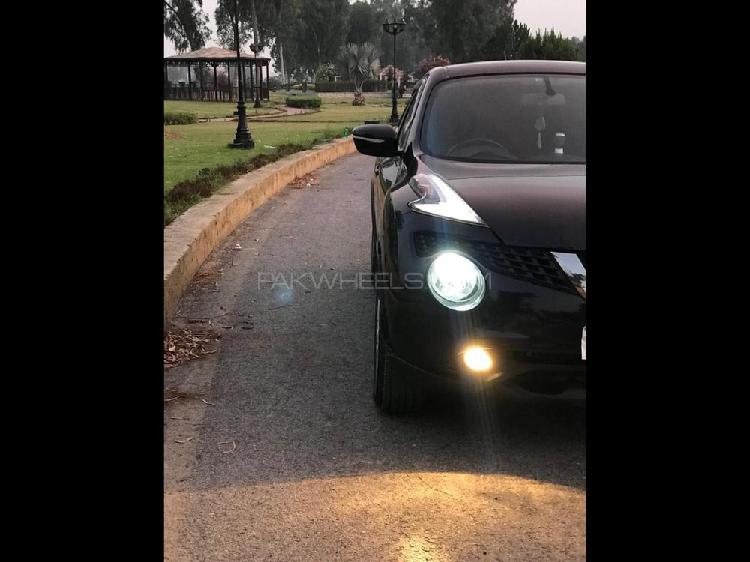 Nissan juke 15rx premium personalize package 2015