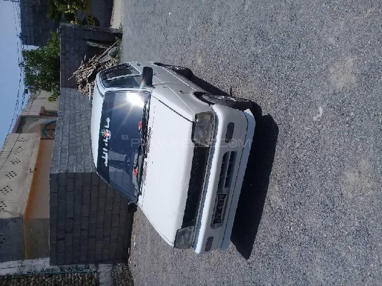Suzuki mehran vxr 2005