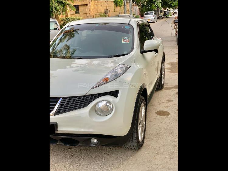 Nissan juke 15rx premium personalize package 2010