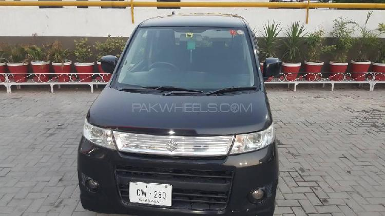 Suzuki wagon r stingray limited 2011