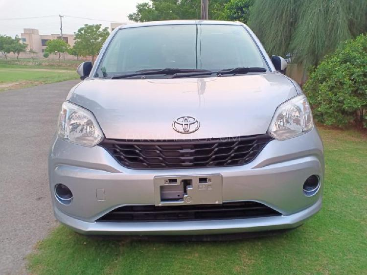 Toyota passo x l package s 2016