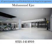 Two bed apartment for sale on installment in bahria town