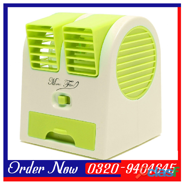 Air Conditioning Air Cooler USB FAN WITH FRAGRANCE
