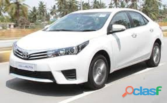 Toyota corolla altis on easy monthly installments