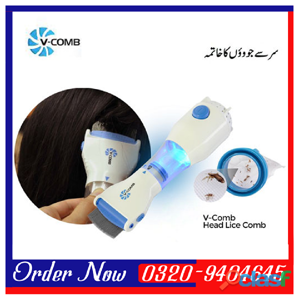 V comb anti lice machine in pakistan