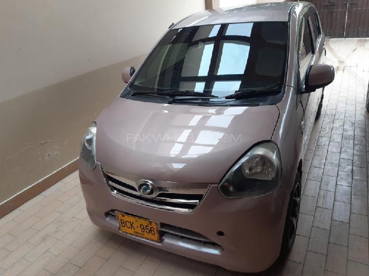 Daihatsu mira cocoa x special 2012