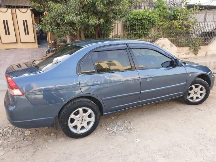 Honda civic vti prosmatec 1.6 2004