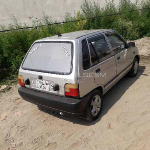 Suzuki alto 2004