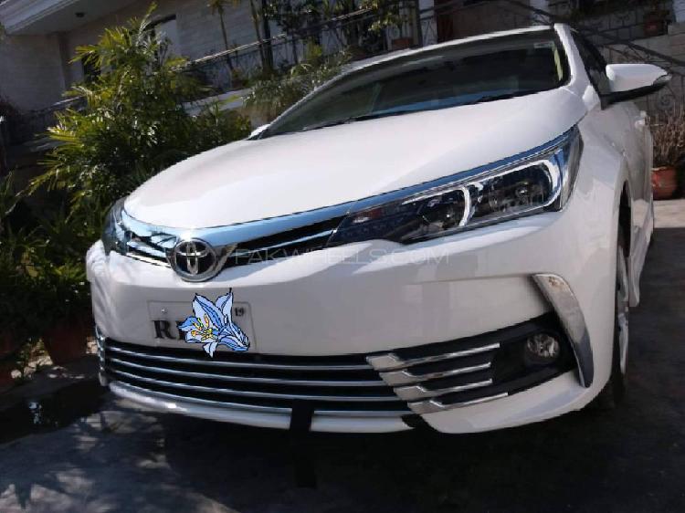 Toyota corolla gli 1.3 vvti special edition 2019
