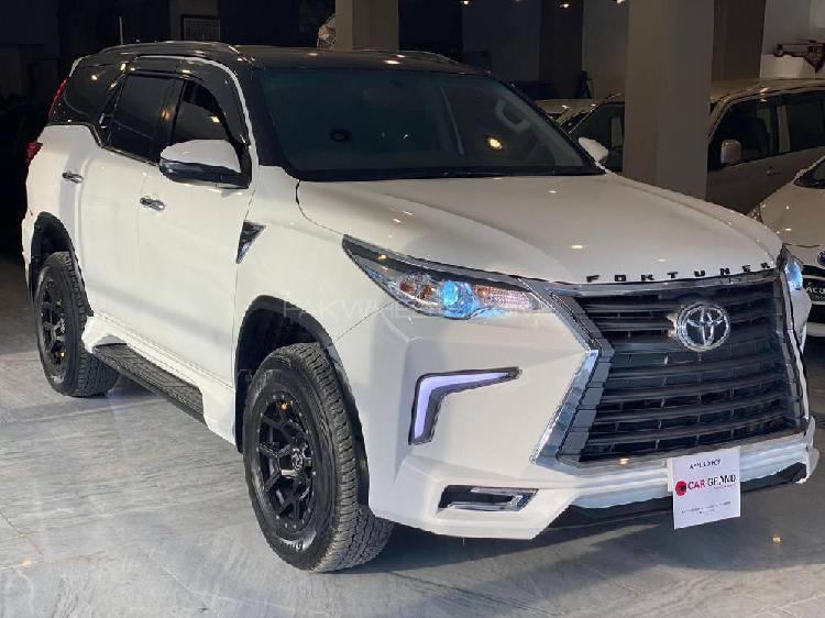 Toyota fortuner 2.7 vvti 2018