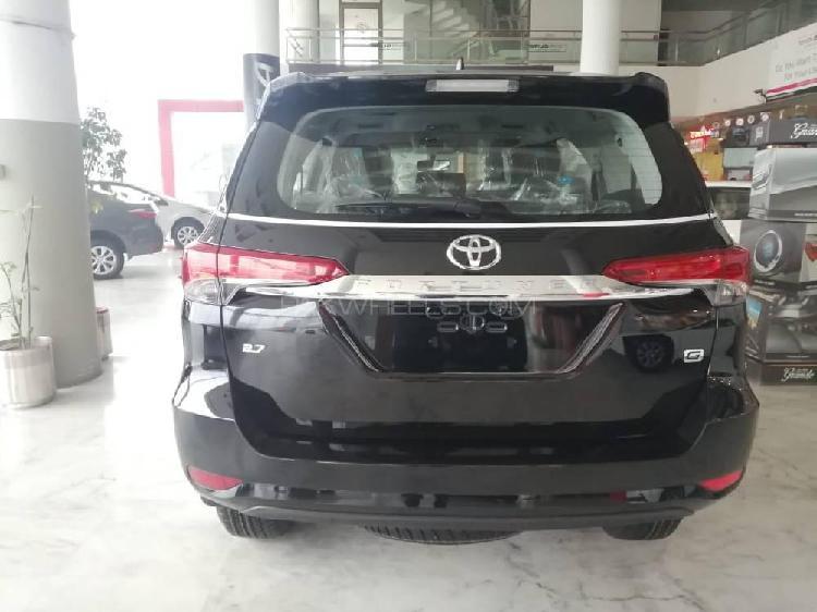 Toyota fortuner 2.7 vvti 2020