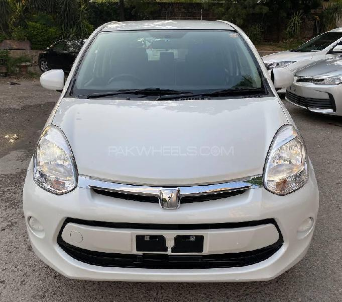 Toyota passo x g package 2015