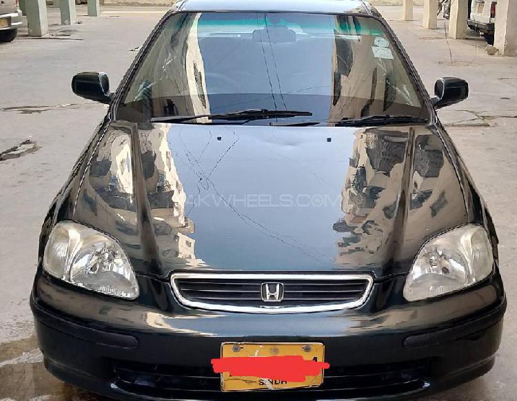 Honda civic vti automatic 1.6 1997