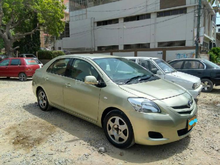 Toyota belta x 1.0 2006