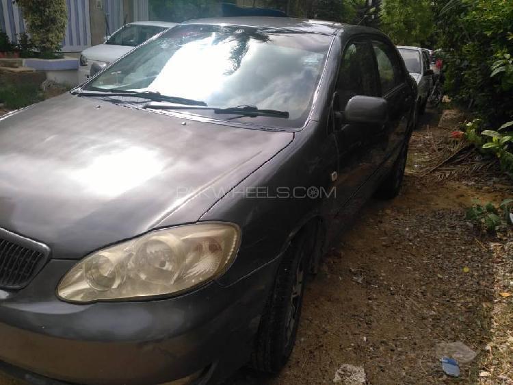 Toyota corolla gli 1.3 2005