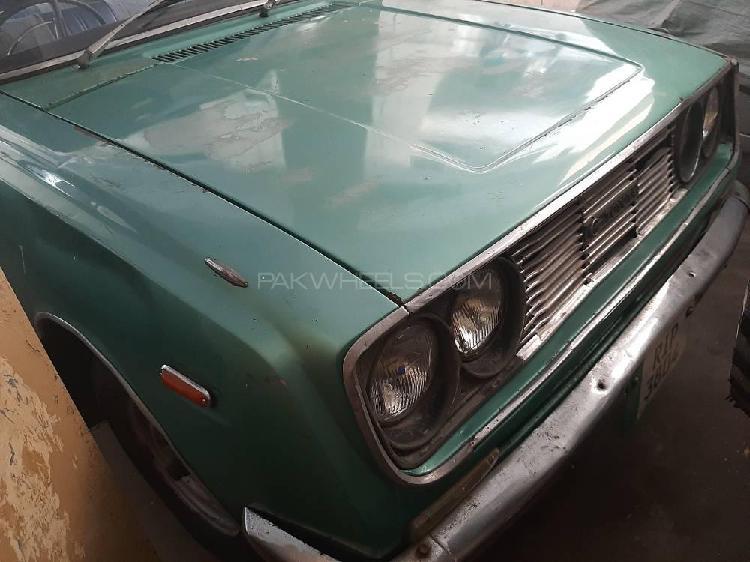 Toyota corona ex saloon 1967
