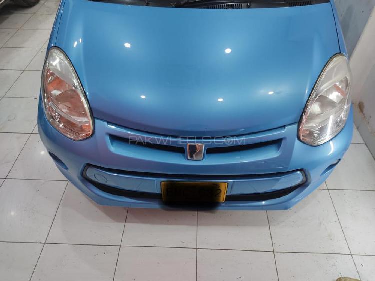 Toyota passo + hana 1.0 2014