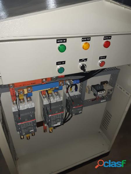 Panels electrical distribution board