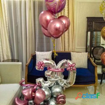 Bazzle balloons pk