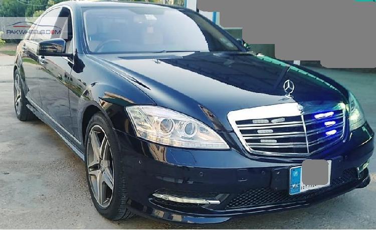 Mercedes benz s class s500 2007