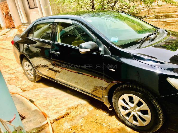 Toyota corolla xli vvti ecotec 2012