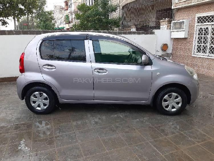 Toyota passo x l package 2013