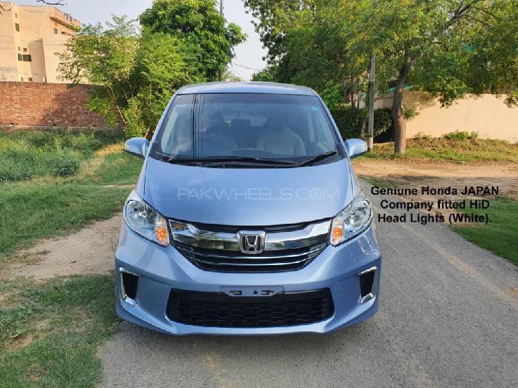 Honda freed hybrid 【 ADS November 】 | Clasf